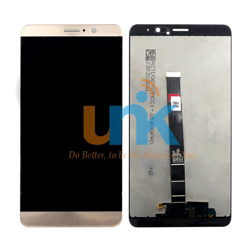For Huawei Mate 9 LCD Display +Touch Screen Sensor Complete Digitizer Assembly Replacement For Huawei Ascend Mate 9 Free Ship
