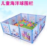 Baby Box Kids Hek box Plastic Baby Veiligheid Hek Zwembad> 6 Maanden Als Dit Hebben Ruimte Voor Een Werkelijke Speelkamer WTDZ-1
