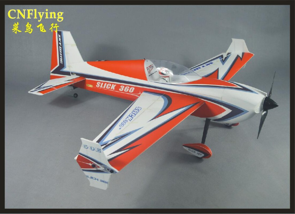 SKYWING NEW PP material AIRPLANE RC 3D plane RC MODEL HOBBY TOYS wingspan 55 INCH 50E SLICK360 3D airplane KIT adidas praeztige synth