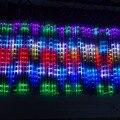 0.5 M longo 3D WS2812B digital meteoro , tubo de pixel , entrada DC5V , 32 pcs WS2812B LEDs 16 pixels/m