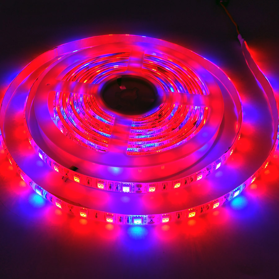 Full Spectrum Led Plant Grow Light Strip DC12V Plants Growing Growth Lamp For Greenhouse Hydroponic Plant Aquarium Lighting