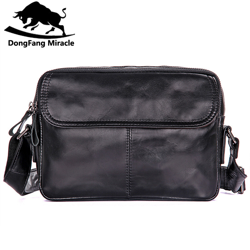 Brand New Men Bags Real Cow Leather Shoulder Bag Leather Small Messenger Bag Sling Bag For Man IPADBrand New Men Bags Real Cow Leather Shoulder Bag Leather Small Messenger Bag Sling Bag For Man IPAD