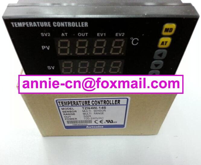 100% New and original  TZN4W-14S   AUTONICS 100-240VAC Temperature controller new 100