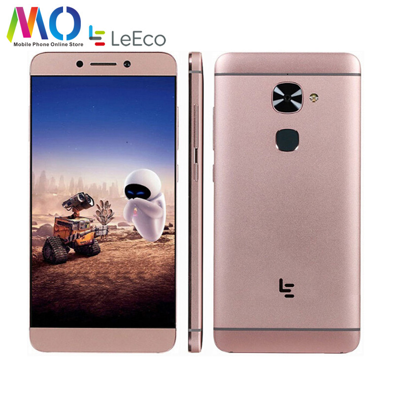 Original New Letv Le 2 X620 4G LTE Mobile Phone 32G ROM Android 6.0 Smart Phone Deca Core 5.5 Inch 16MP Camera Fingerprint 1080P