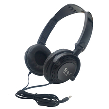 Headphones with Mic Earphones 3.5mm AUX Foldable Portable Gaming Headse