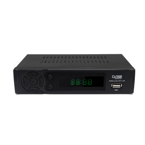 Image 3 - Vmade DVB TV BOX  T2 8939 FULL HD 1080P DVB T Terrestrial Receiver Support Lan RJ45 MPEG2/4  H.264 with WIFI Dongle set top box