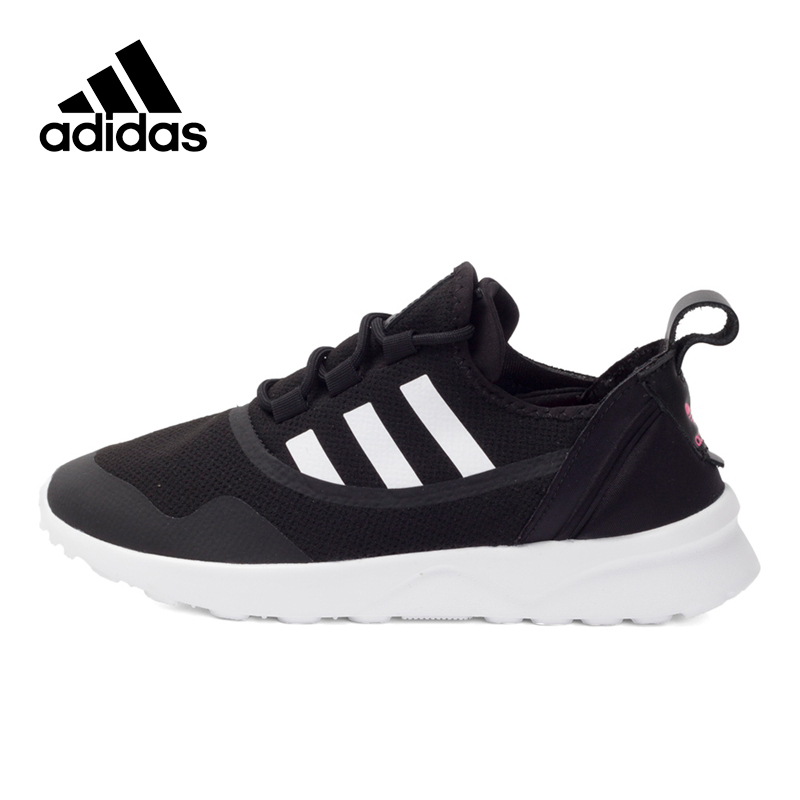 Original New Arrival Official Adidas Originals ZX FLUX ADV VIRTUE Womens Breathable Skateboarding Shoes Sneakers