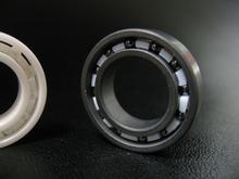 12 мм подшипники 6901 Полный Керамической Si3N4 12 мм х 24 мм х 6 мм Полный Si3N4 керамический Подшипник 61901