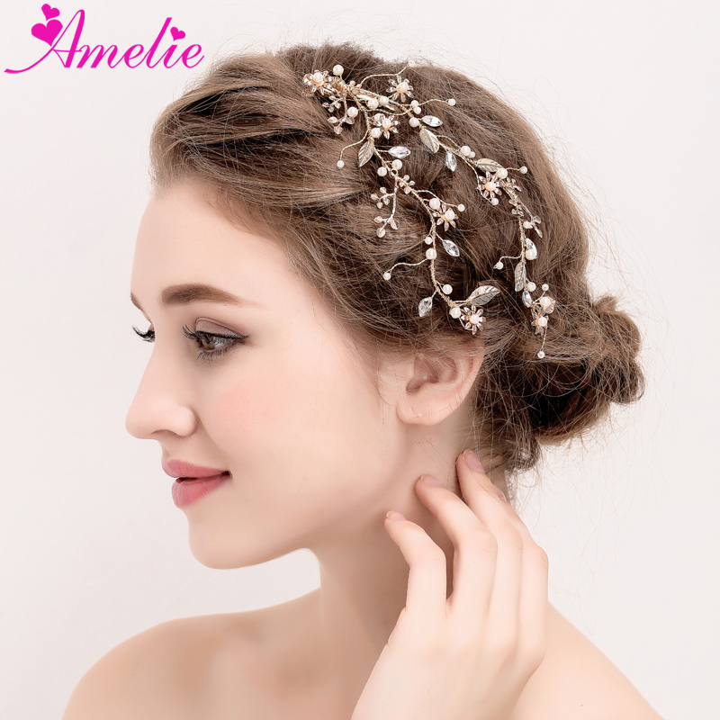 Wedding Hairstyle Prices: Factory Good Price Sell Bridal Hair Clip Wedding Bridal