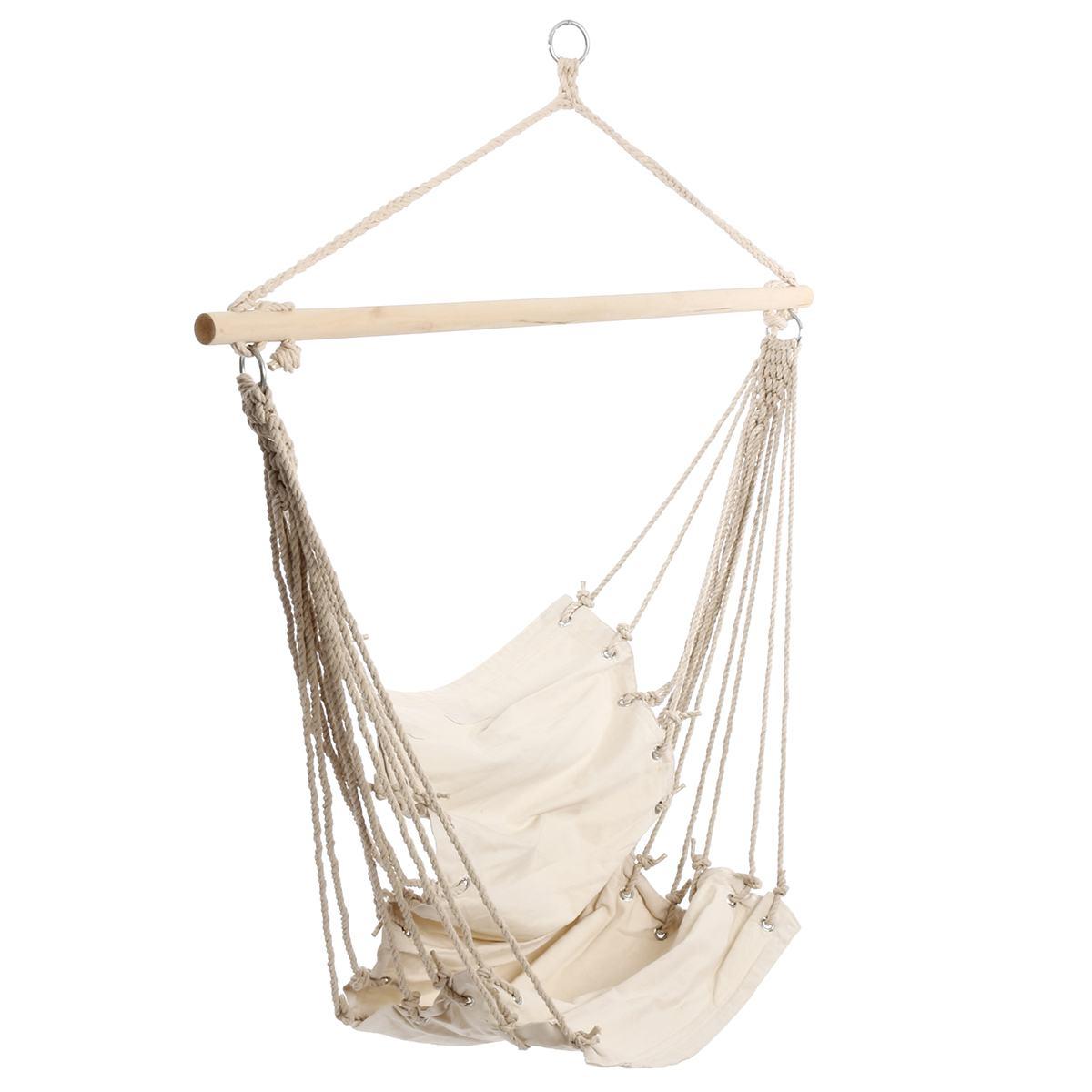 Outdoor Indoor Garden Hanging Hammock Chair For Child Kids Adult Swinging Nordic Style Dormitory Bedroom Hanging Chair