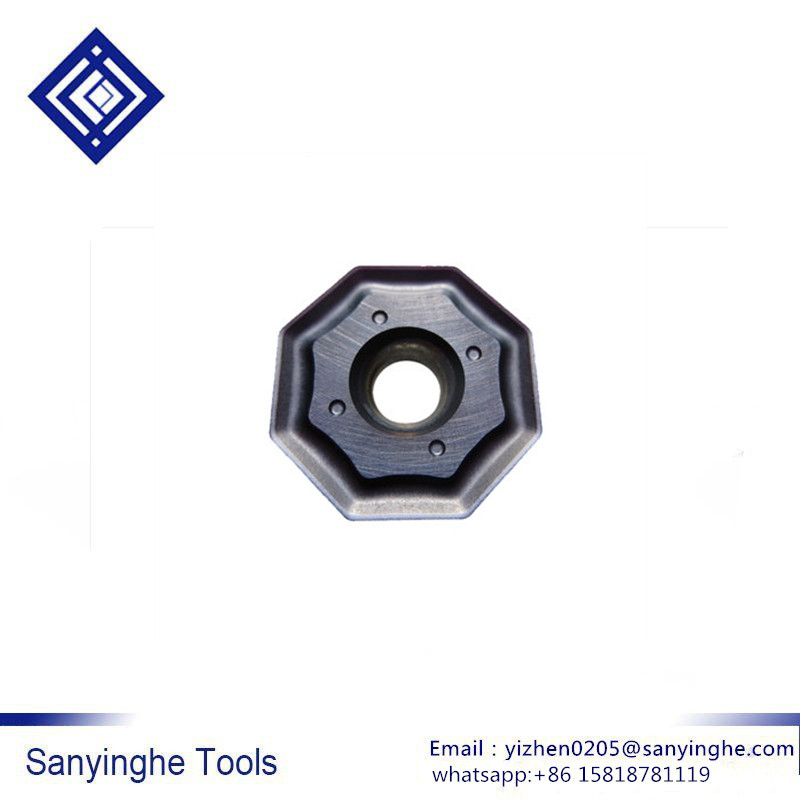 Free shipping sanyinghe YBG202 ONHU060408 PF Lathe Cutting Tool ONHU tungsten carbide CNC Milling insert 10pcs