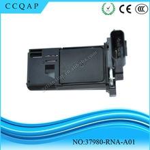37980-RNA-A01 Массового Расхода Воздуха Измеритель массового РАСХОДА воздуха Датчик для Honda Accord Civic Crosstour Fit