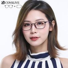 Prescription Glasses Women Progressive Dioptric Eyeglasses T