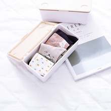 2019 hot new products Desktop Storage Box Cosmetic Skin Care