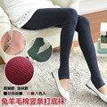 2016 nova primavera/outono/inverno das mulheres de lã calças justas moda meias sexy meias quentes calças justas da menina meia-calça por grosso