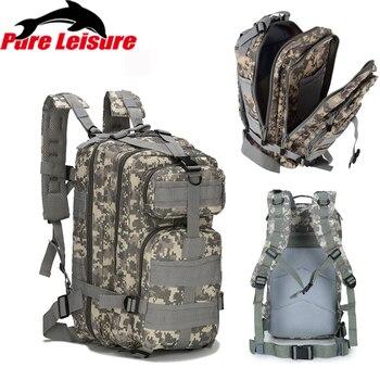 3368228c5f07 PureLeisure 35L рюкзак для рыбалки на открытом воздухе военные армейские  тактические треккинговые спортивные дорожные рюкзаки походные сумки для.