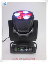 4pcs Smart Beam Led Moving Head With Case 7 15w Clay Paky Moving Head 15w Dmx