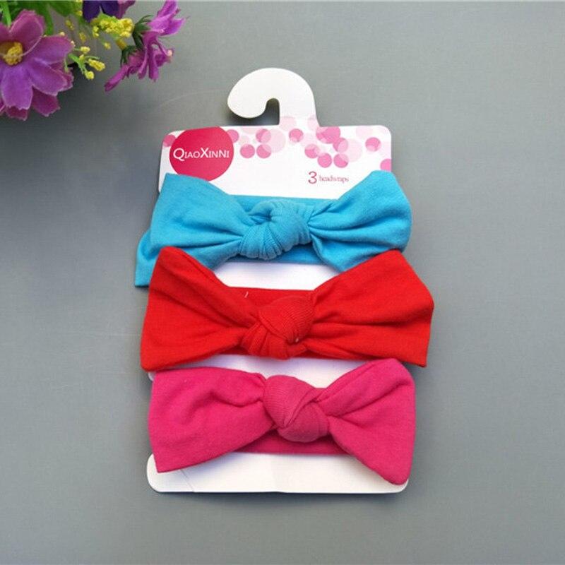 Kolorowe dziecięce opaski do włosów Urocze akcesoria dla dzieci - Odzież dla niemowląt - Zdjęcie 3