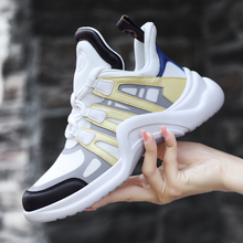 Brand 2019 Breathable Mesh Women Casual Vulcanize Shoes Fema