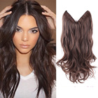 24 Inch Long Hairpie...