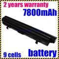 Jigu precio especial 9 celular 6600 mah nueva batería del ordenador portátil para lenovo ideapad s9 s10 s10e s12 l08s6c21 l08s3b21 l08c3b21