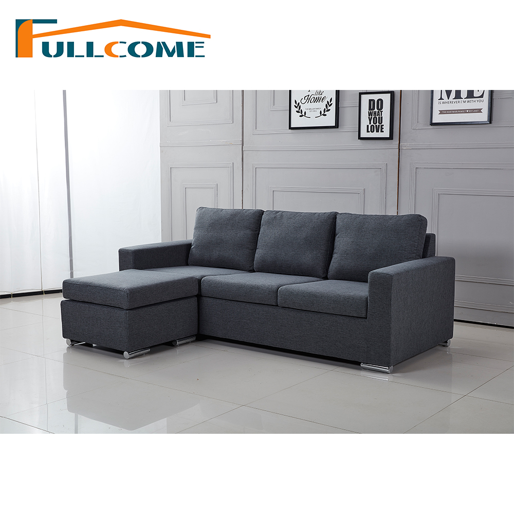 China Home Furniture Modern Leather Scandinavian Sofa Love Seat Chair Sofa  Set Living Room Furniture Fabric Chaise Sofa Bed In Living Room Sofas From  ...