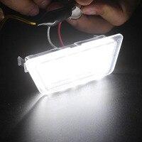 1X LED For Astra G 98 04 Led Number License Plate Light Car License Light Car