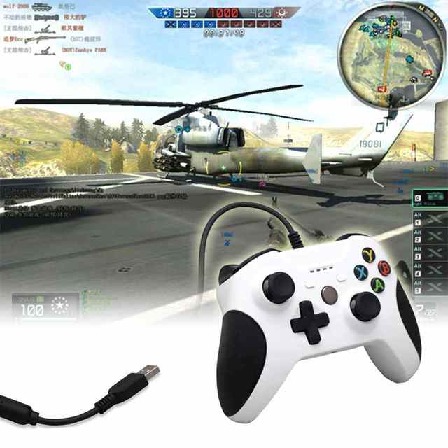 USB Wired Controller For Xbox One S Video Game JoyStick For ...