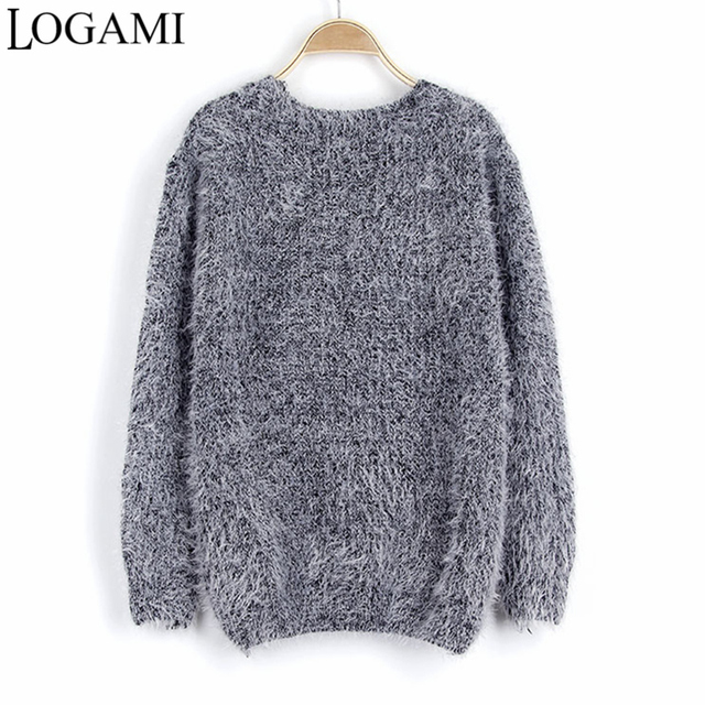 Pull Femme Mohair Sweater Women Pullover Sweaters And Pullovers Jumper Jersey Mujer Hiver Maglioni Donna Sueter Womens Jumpers