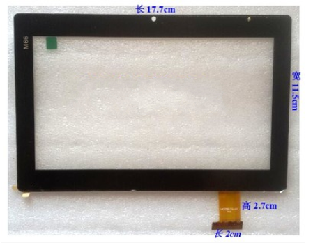 Новый оригинальный 7 дюймов tablet емкостной сенсорный экран UK070072G-01 FHX бесплатная доставка