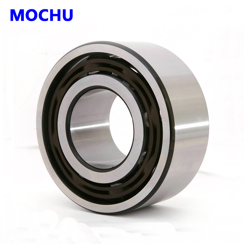 1PCS 3218ATN9 3218 3218A 5218 90x160x52.4 3218-B-TVH 3056218 3218B Double Row Angular Contact Ball Bearings MOCHU Bearing