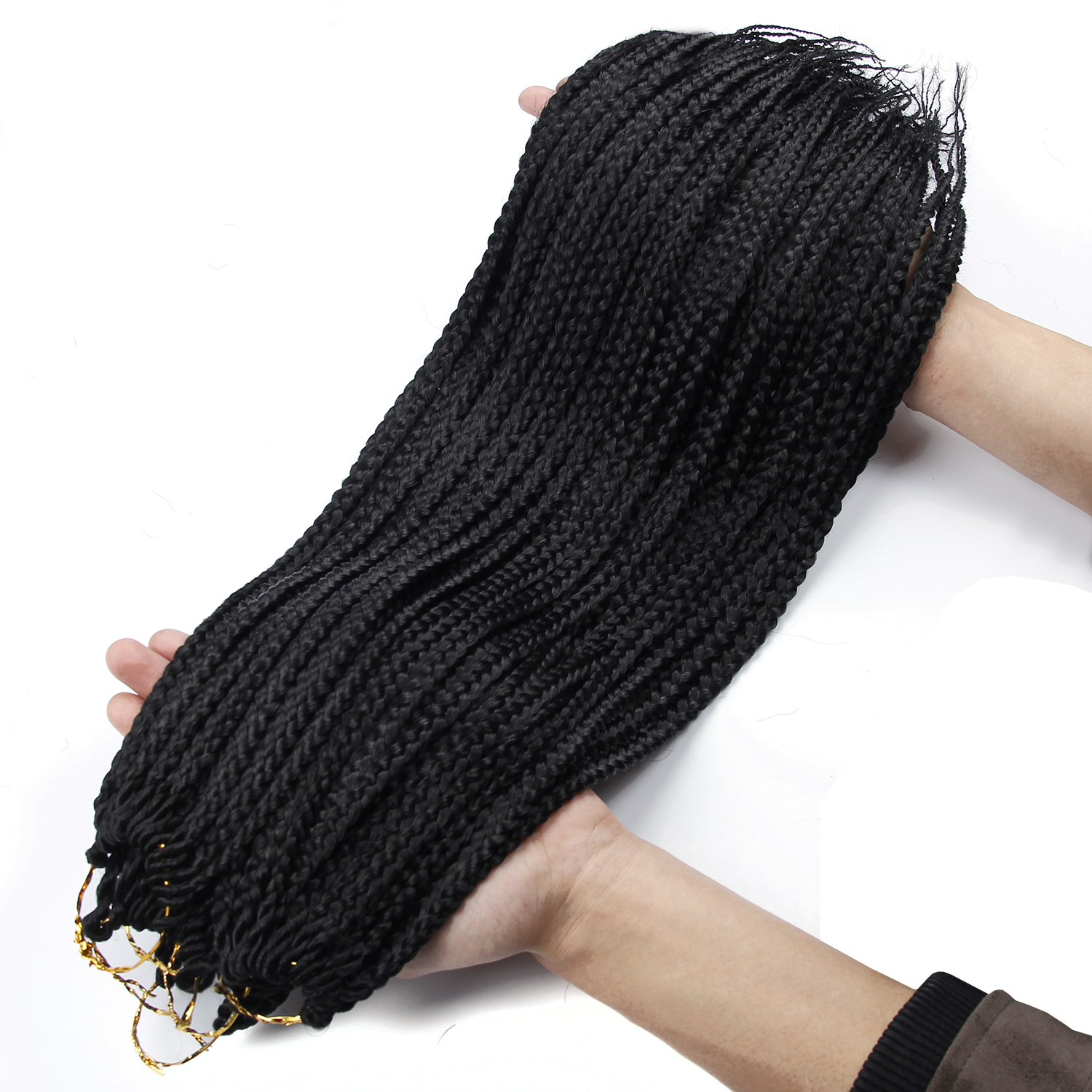 Box Braids Ombre Hair Extension Synthetic 22 Inch Crochet Braids Free Shipping Crochet Hair