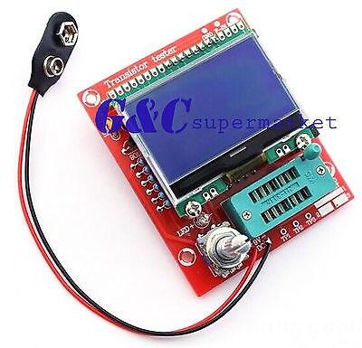 GM328 тестер радиодеталей Правильные инструкции