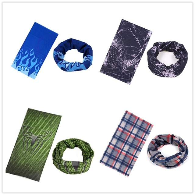 Bicycle Seamless Bandanas Summer Outdoor Sport bandanas Ride Mask Bike Magic Scarf Cycling Headband Motorcycle Bicycle Bandanas 2