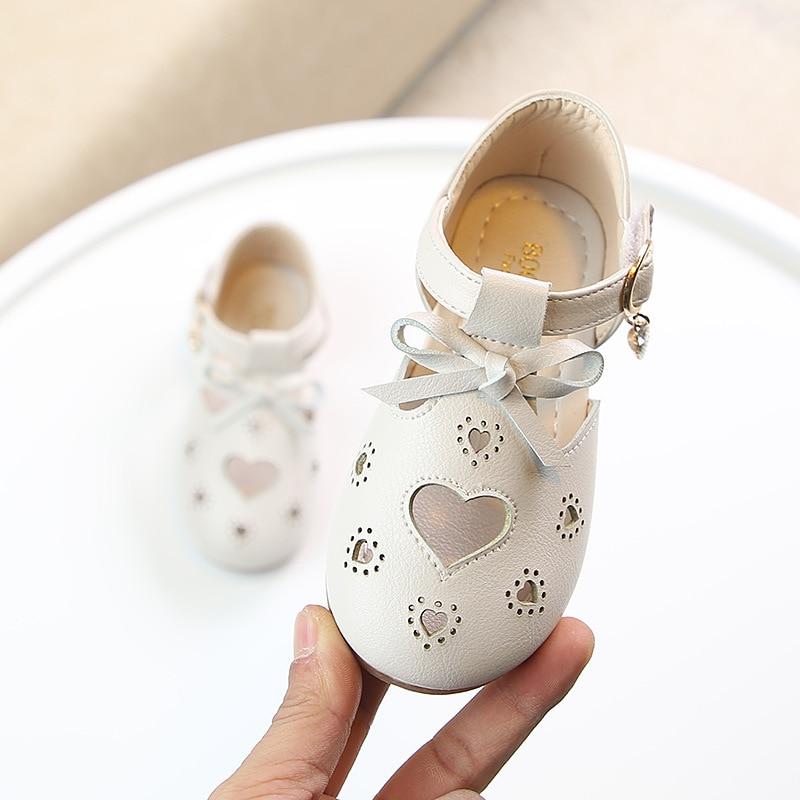 Kids shoes Girls sneakers tipsietoes sandal infantil kids toddler brand shoes kiz cocuk ayakkabi Summer Leather toddler in Sneakers from Mother Kids