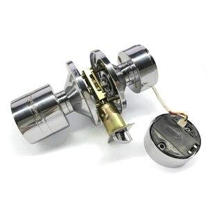 Image 3 - PINEWORLD אלקטרוני מנעול דלת, חכם Bluetooth דיגיטלי APP לוח מקשים קוד Keyless מנעול דלת, סיסמא Keyless מנעול דלת אלקטרוני