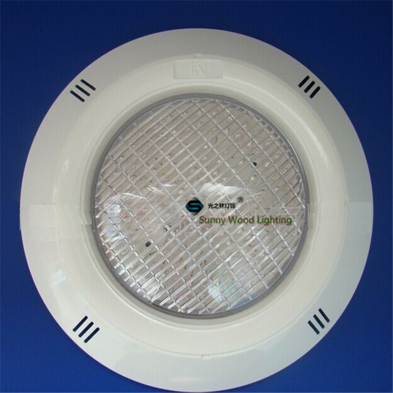 Livraison gratuite mur monté LED Par56 lampe, LED piscine lampe, 5050SMD 28 w IP68 lampe sous-marine pour piscine pool8 LPL-Par56-28W