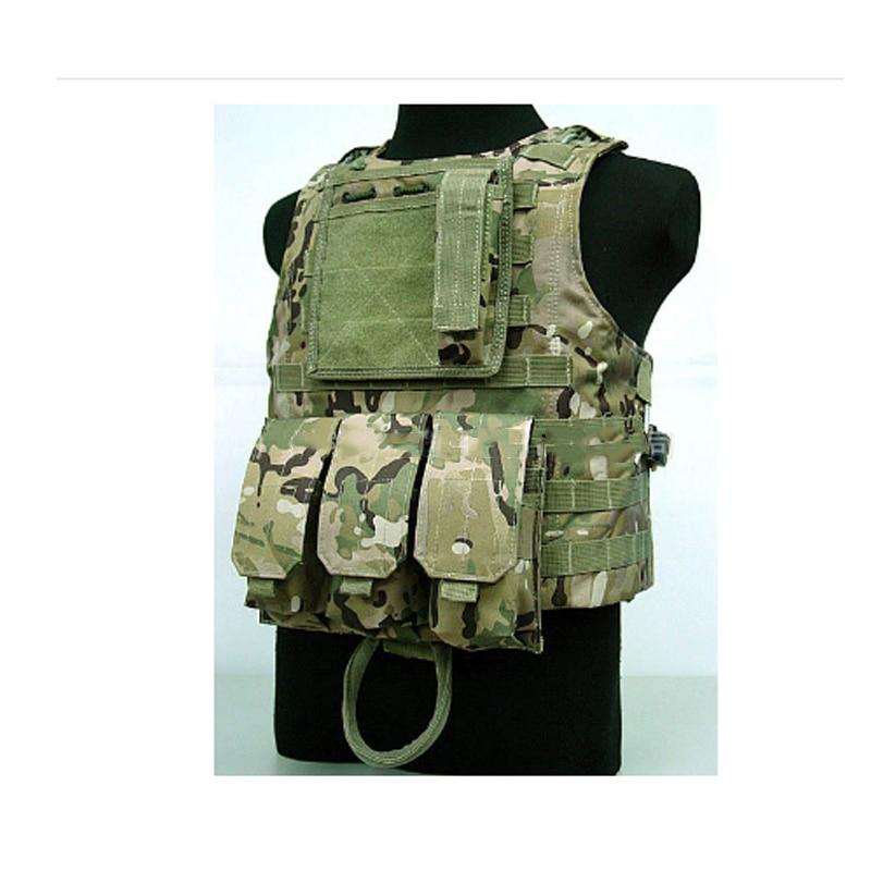 US Marine assaut plaque transporteur gilet numérique ACU Camo tactique gilet de combat gilet militaire gilet livraison gratuite