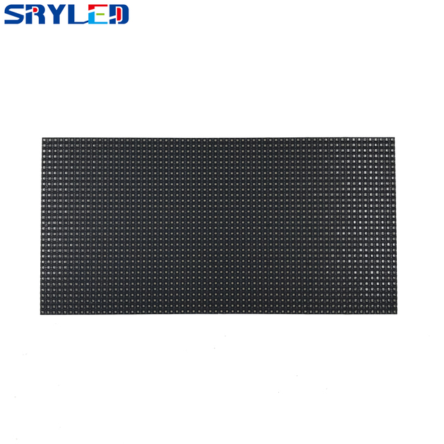 P4 Indoor RGB Black LED SMD2121 64x32 Matrix Full Color 1/16scan Module for HD Indoor Video Wall