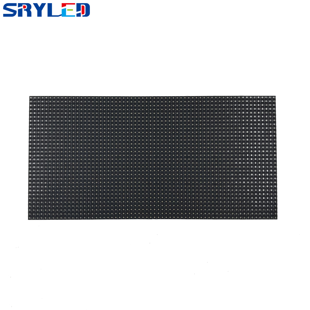 P4 Indoor RGB Black LED SMD2121 64x32 Matrix Full Color 1/16scan Module for HD Indoor Video Wall ...