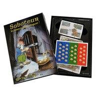Saboteur 1+2 card game v jogos de tabuleiro dwarf miner jeu de base+extension board game