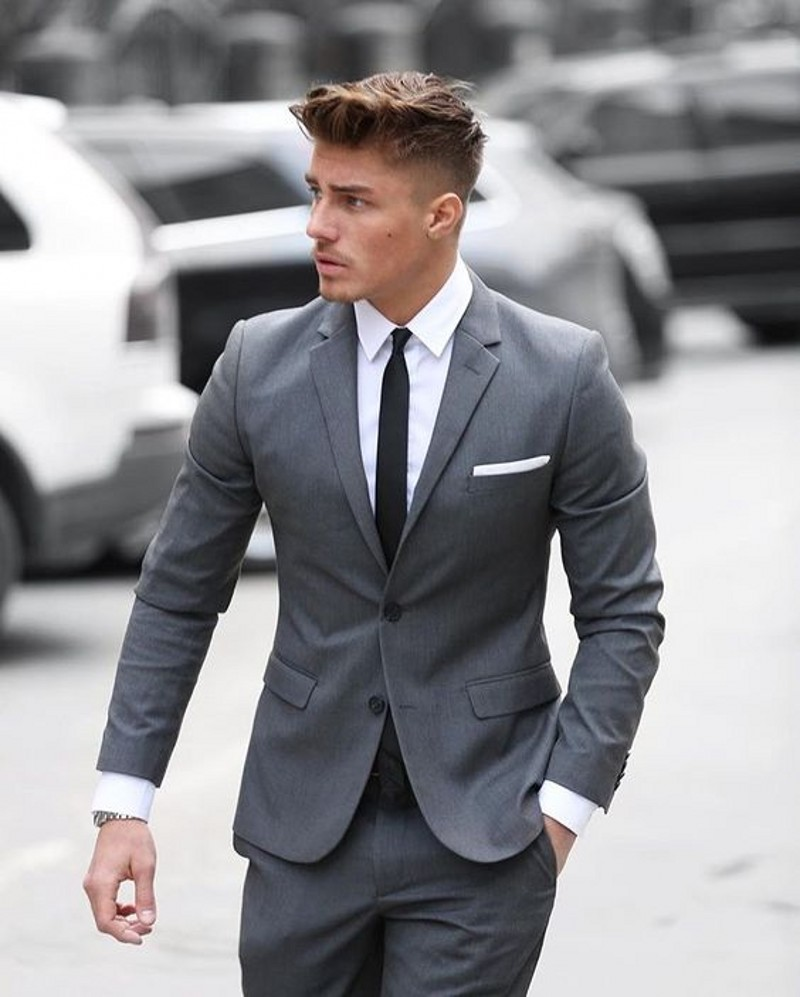 fitted suits for men page 35 - michael-kors