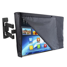 New Outdoor TV Screen Cover with Transparent Film LCD Televi