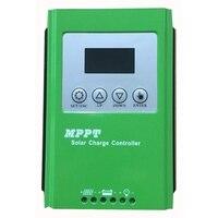 MPPT Контроллер заряда 60A 50A 40A В 30A 12 В/24 В в В/36 В/В 48 В DSP управление PV солнечные панели системы регулятор литиевая батарея