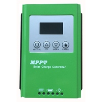 MPPT заряда Управление Лер 60A 50A 40A 30A 12 В/24 В/36 В/48 В DSP Управление фотоэлектрических панелей Системы регулятор литиевая батарея