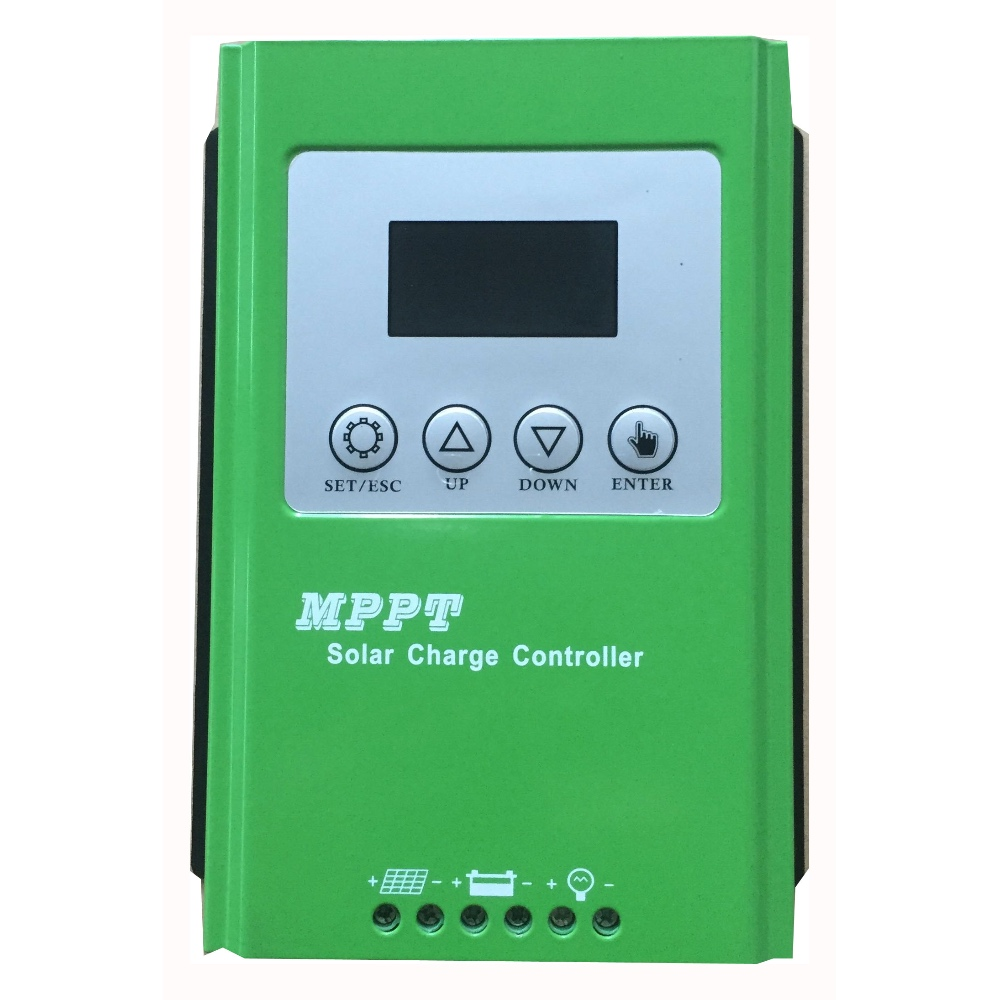 MPPT Solar Charge Controller 60A 50A 40A 30A 12V/24V/36V/48V DSP Control PV Solar Panels System Regulator lithium battery все цены