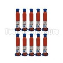 10pcs/lot 10g TP-2500 LOCA UV glue liquid optical clear adhesive tp 2500 uv tp2500 for touch screen samsung galaxy iPhone