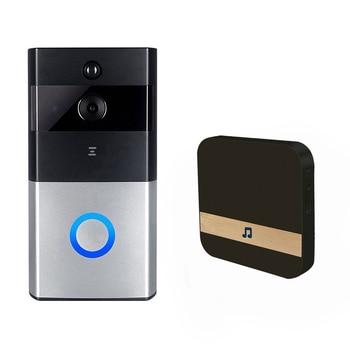 IP Video Intercom WI-FI Video Door Phone Door Bell WIFI Doorbell Camera For Apartments IR Alarm Wireless Security Camera M1 8