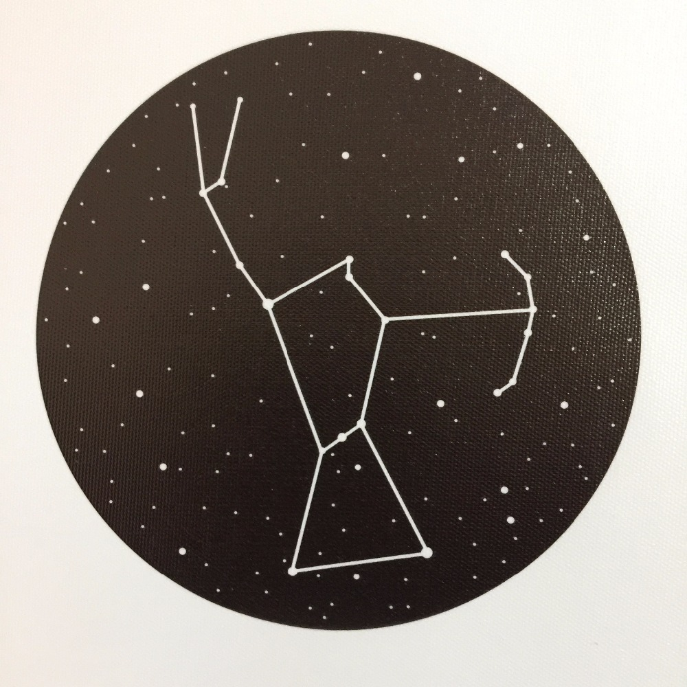 Star Map For Kids.Lzn New Constellation Canvas Pictures Oil Painting Artwork Star Map