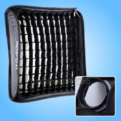 Godox 80 x 80cm / 32 x 32 Honeycomb Grid Foldable Softbox Elinchrom for Strobe аксессуар elinchrom 16см 26143